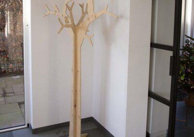 lourenswoodworks kapstok boom tilda blank hout